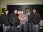DJ's Zavala, PNS, Deluge, Pratt, T. Stroh
