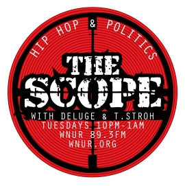 Podcast of The Scope with Eamon Kelly on 1-12-10