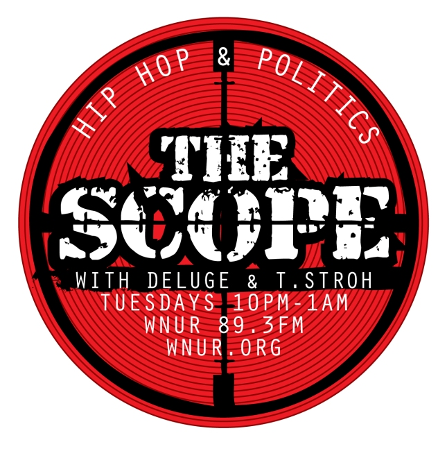 Podcast of Scope Radio June 23rd Live with Rah Digga, Risky Bizniss, and Mic One