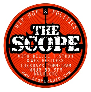 Listen to the Scope Live here