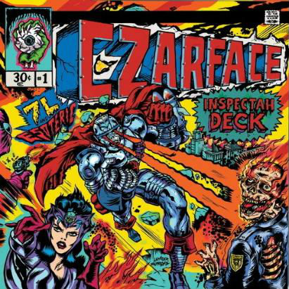 CZARFACE_Cover
